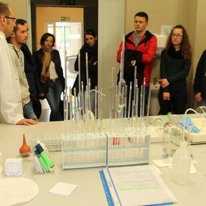 Galeria Ponowne zwiedzanie Laboratorium