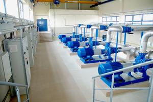 Galeria Nowoczesna stacja uzdatniania wody (SUW) w Opolu-Grotowicach