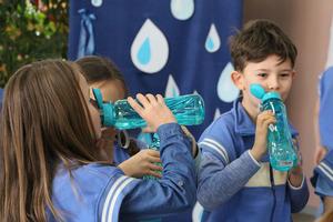 Galeria Pierwszy zdrój wodny w PSP 14 w Opolu