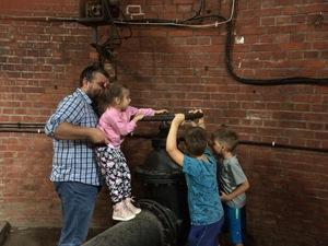 Galeria Zwiedzanie wodociągów - EDD 2018