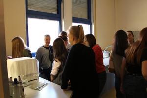 Galeria Zwiedzanie Laboratorium Spółki WiK w Opolu (10-2019)