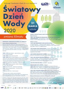 Światowy Dzień Wody 2020